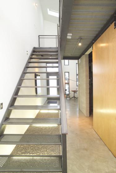 Craven - Mini House modern-staircase