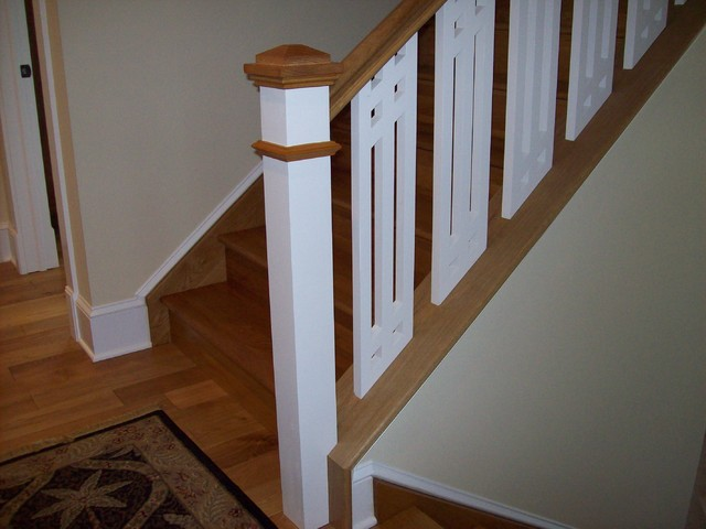 Creative Installations traditional-staircase