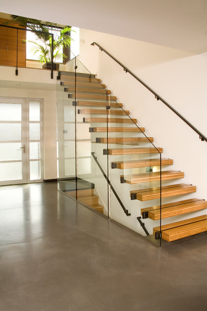 Creative stair designs modern staircase seattle by for Unique staircase ideas