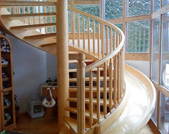 Creative things contemporary staircase