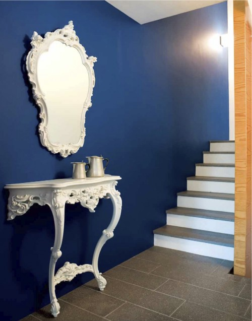 contemporary staircase Color of the Month: Decorating with White