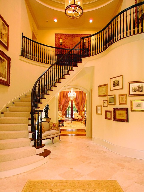 Delightful Curved Staircases Straight Staircases Spiral Staircases Staircases Custom  Traditional Staircase