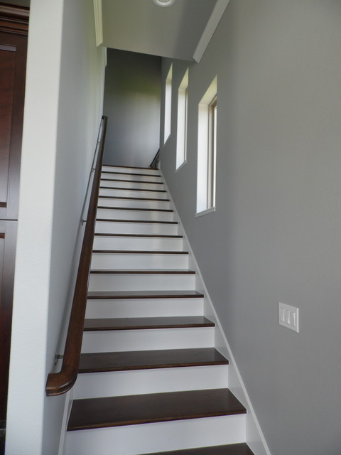 Custom Craftsman Style Staircase Craftsman Staircase
