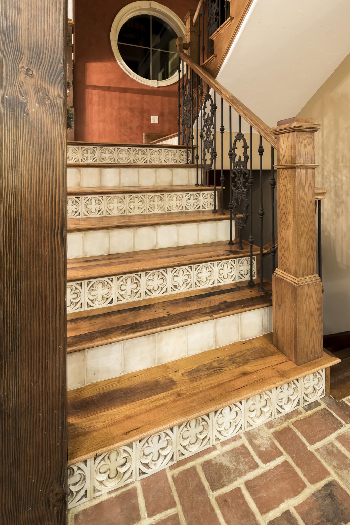 Custom Stair Details