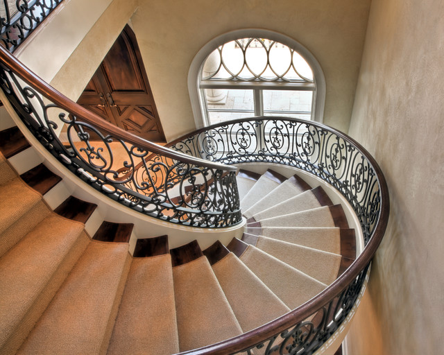 High Quality Custom Stair Railings
