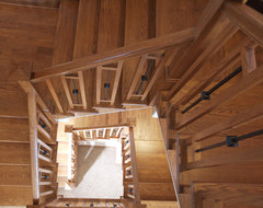 Custom Staircase Dayton Ohio traditional-staircase