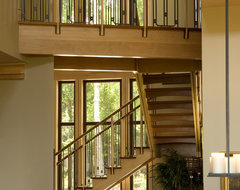 Custom Staircase contemporary staircase