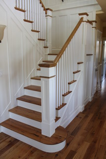 Arts And Crafts Staircases Uk