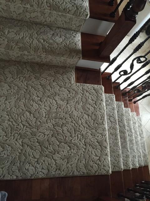Custom stairs staircase
