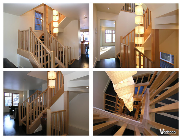 Custom stairs contemporary-staircase