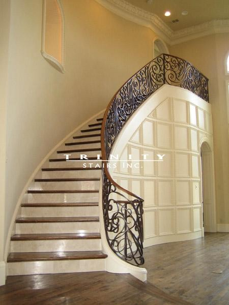 Custom Stairs traditional-staircase
