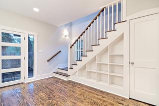 Dise os de escaleras formas y estilos para dise ar y - Escaleras para segundo piso en poco espacio ...