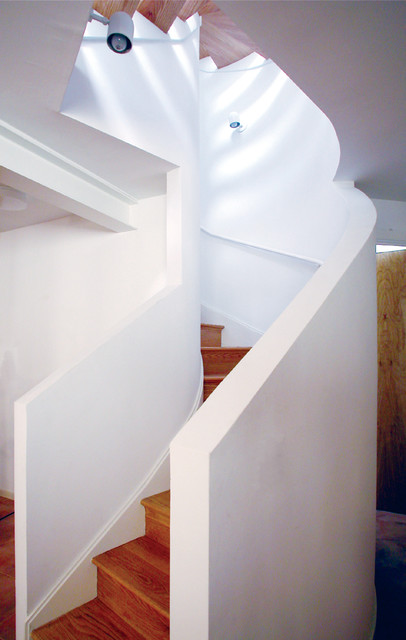 D' House staircase