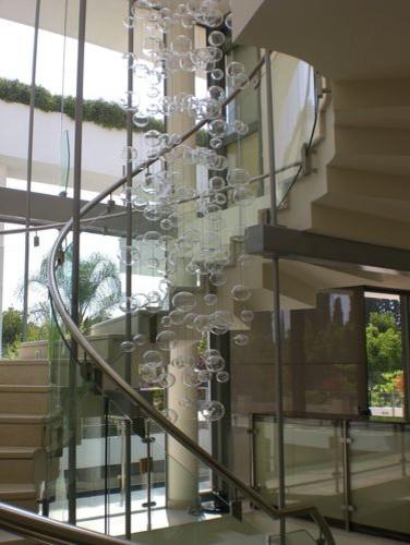 Dan and Hila Israelevitz contemporary-staircase