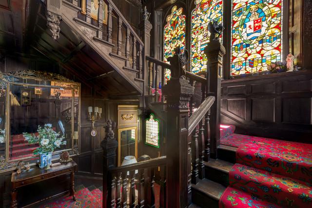 Jonas Brothers Texas Home Stunning Rustic Living Room: Dartmouth Lodge House