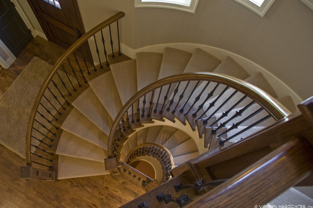 Demeter traditional-staircase