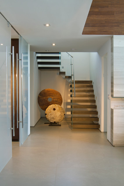 Good DKOR Interiors   A Modern Miami Home  Interior Design Contemporary Staircase