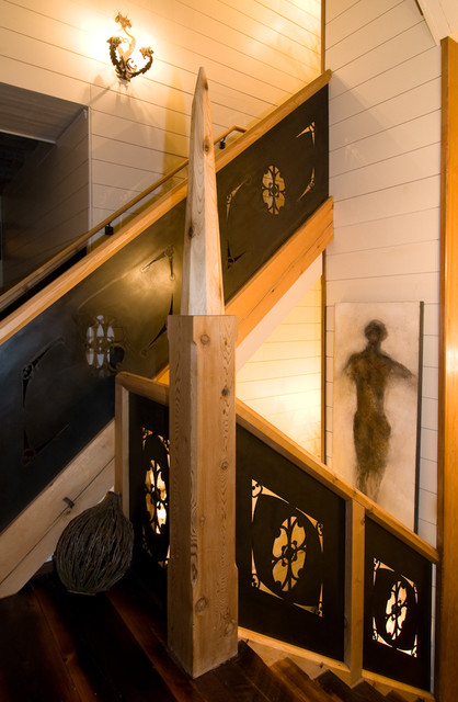 DN Watersound Residence 2 eclectic-staircase