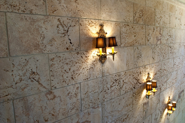 Coral Stone Wall Cladding : Dominican coral wall cladding