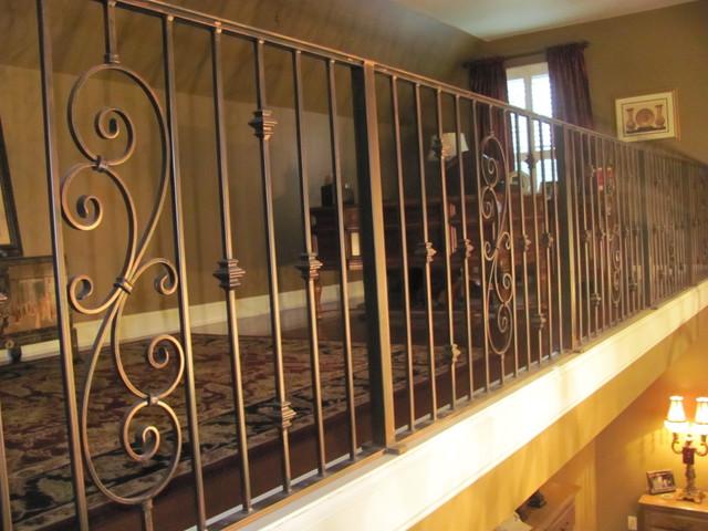 Dorman Interior Railing traditional-staircase