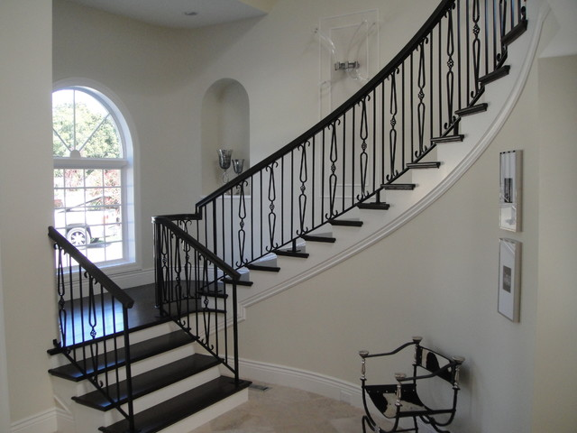 Douglass Project - Traditional - Staircase - san francisco ...
