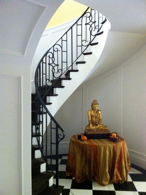 Dunsay Staircase mediterranean-staircase