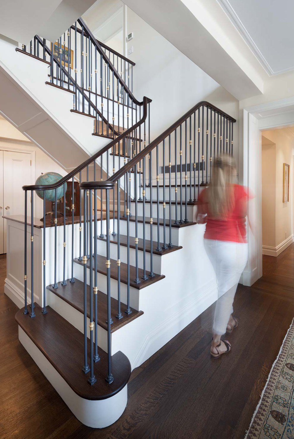 Duplex Apartment Stair
