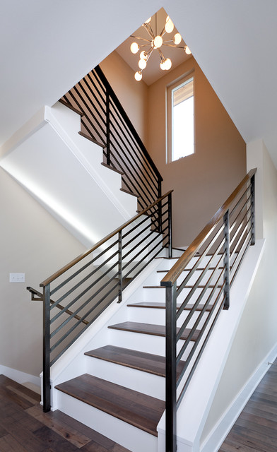 Superb Dyna   Mt Baker2 Contemporary Staircase