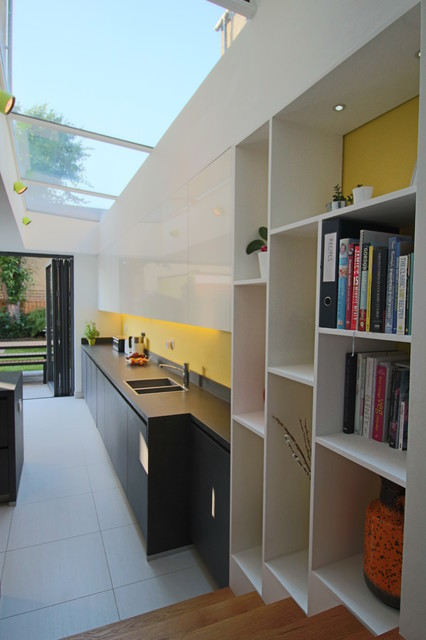 East Dulwich House refurbishment contemporary-trappa