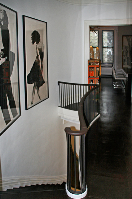 East Side Townhouse traditional-staircase