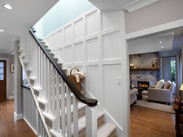 Eclectic Staircase eclectic-staircase