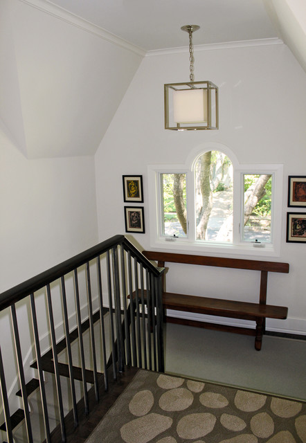 Edmondson Home- Spring 2012 contemporary-staircase