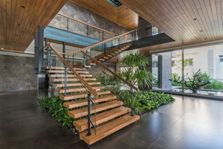Staircase Design Ideas Inspiration Images January 2021 Houzz In