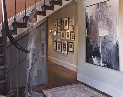Elle Decor Showhouse 2010 contemporary-staircase