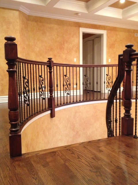Elmhurst House 1 Traditional Staircase Chicago By