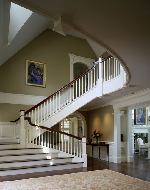 Foyer Staircase Questions : Entry halls main stairs