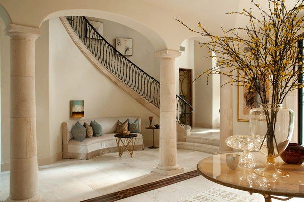 Entry/Staircase traditional-staircase