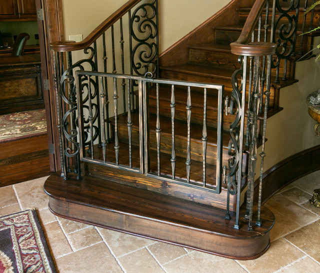 Pet Gates For Stairs Amazon Beautiful Baby Gate Stairway Installation Kit  Cat . Pet Gates For Stairs ...