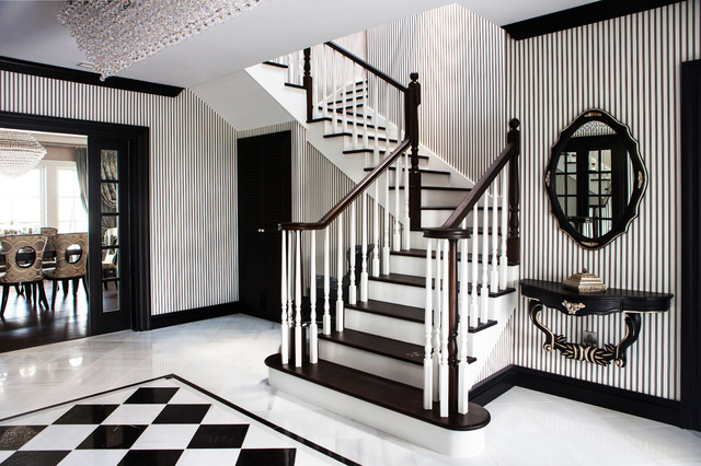 Es Residence At Sunflower Traditional Staircase Other