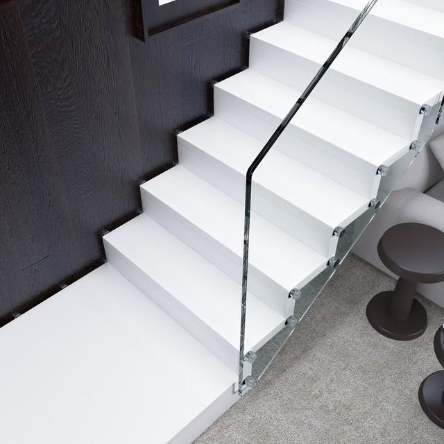 Escaleras a tramos modelo glam for Escaleras 5 tramos
