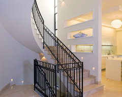 ETHAN CARMEL ARCHITECTS contemporary staircase