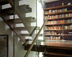 exedra architects contemporary-staircase