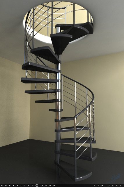 fabrications modern-staircase