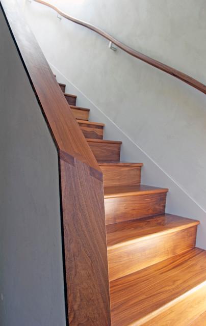 Fairfax Modern Remodel modern-staircase
