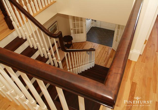 Fairmount 2 traditional-staircase