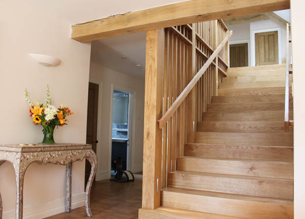 Farmhouse Stairs Staircase South West By 3rd Edition
