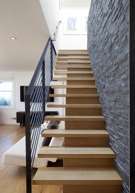 Great Feldman Architecture Contemporary Staircase