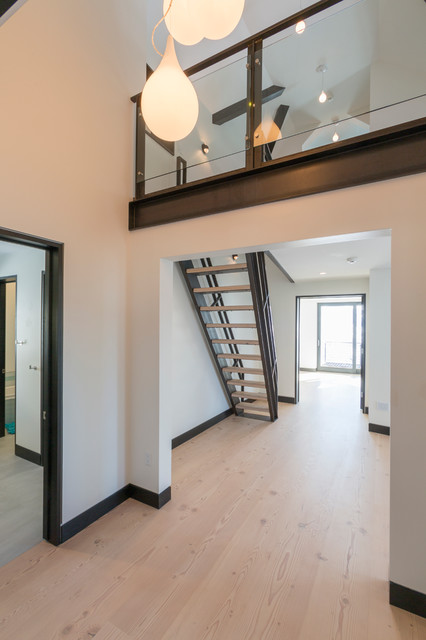 Fish Creek Remodel contemporary-staircase
