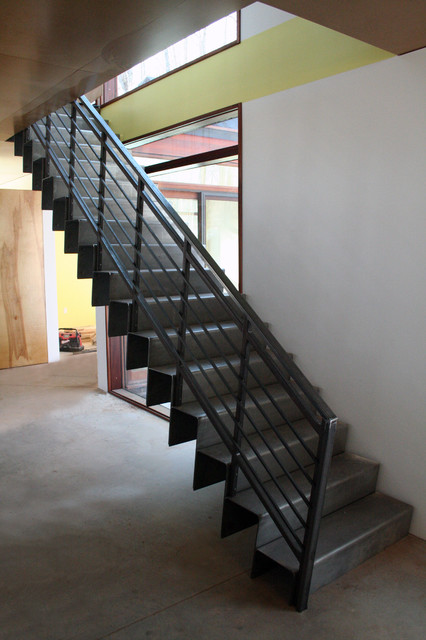 Flatpack Staircase Contemporary Staircase Other By