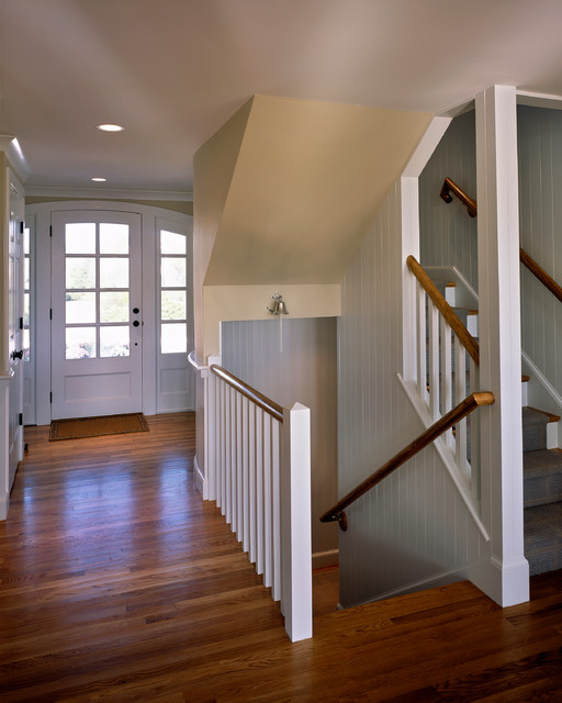 Fog Hollow traditional-staircase